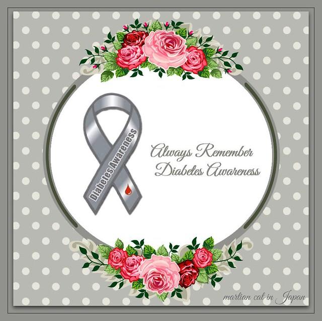 Always Remember Diabetes Awareness