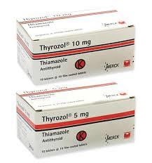 THYROZOL 10MG TAB