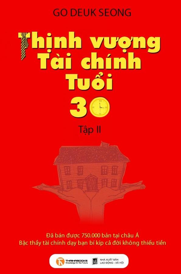 Thịnh Vượng Tài Chính Tuổi 30 Tập 2 - Go Deuk Seong