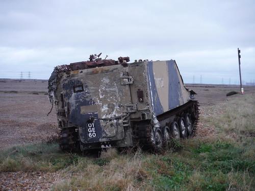 Target Tank, Lydd Ranges