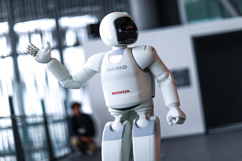 Asimo - humanoid robot