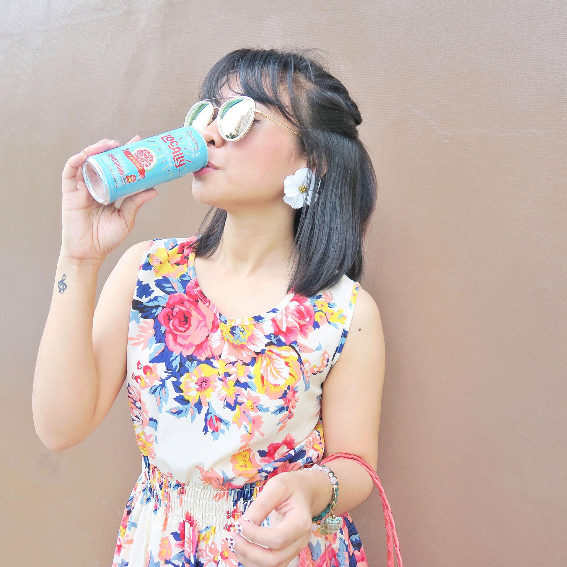 18 Locally Blended Juice Drink Review Photos - Gen-zel She Sings Beauty