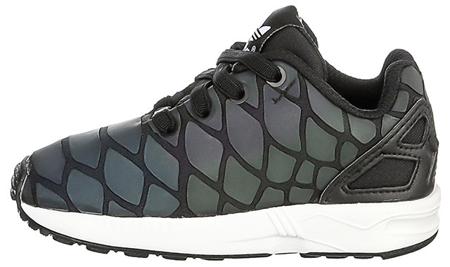 20a355c0331a adidas Originals Boys Junior Infants Kids ZX Flux Xeno Trainers Shoes New  and Boxed.