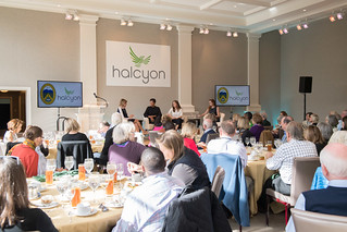 November 4, 2017 Luncheon at Halcyon House
