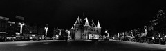 Nieuwmarkt preto e branco