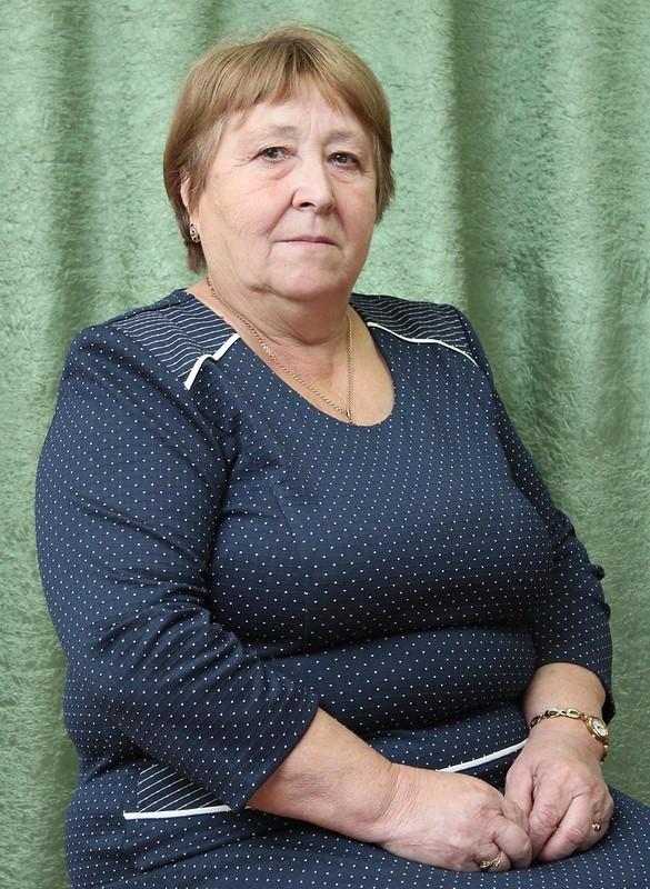 Нина Павловна Михайлова