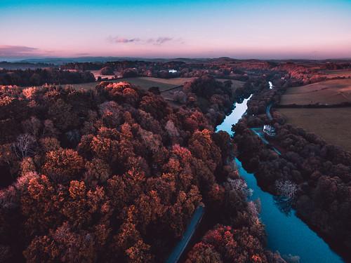 Drone River Dartington-5