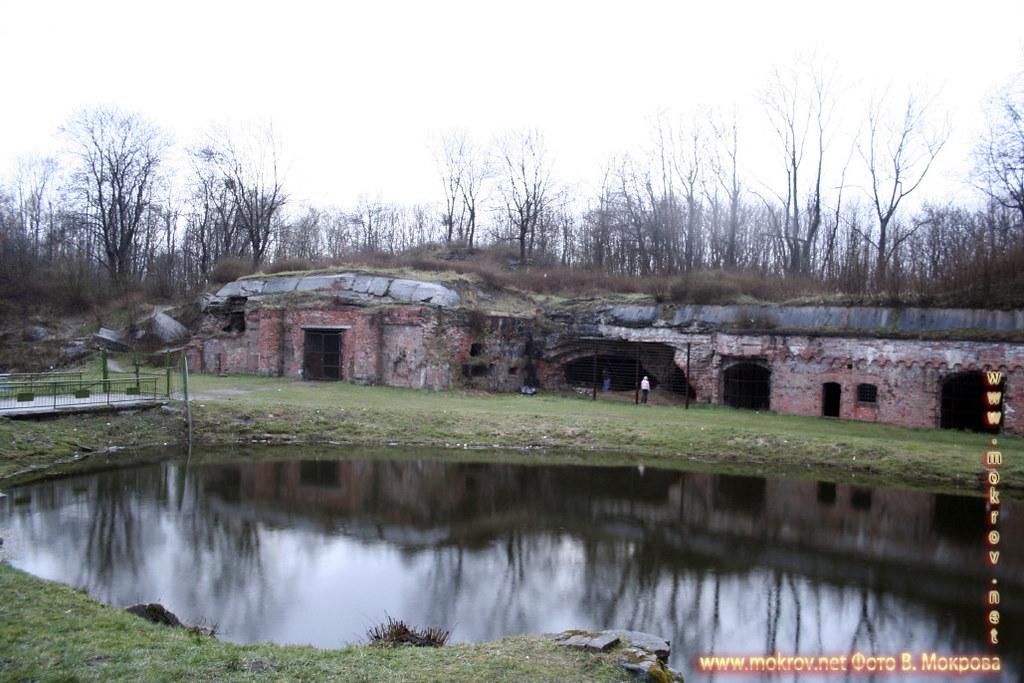 Форт №5 в Калининграде