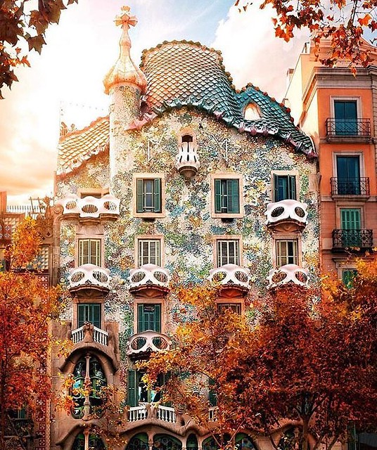 Is this the dreamiest building or what? (thanks @jasoncampbellstudio)