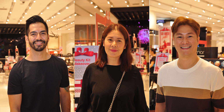 3 SM Beauty So Much Gifts 2017 - Celebrity Makeup Artists in the Philippines - Jigs Mayuga - Denise Go Ochoa - Jake Galvez - Gen-zel She Sings Beauty