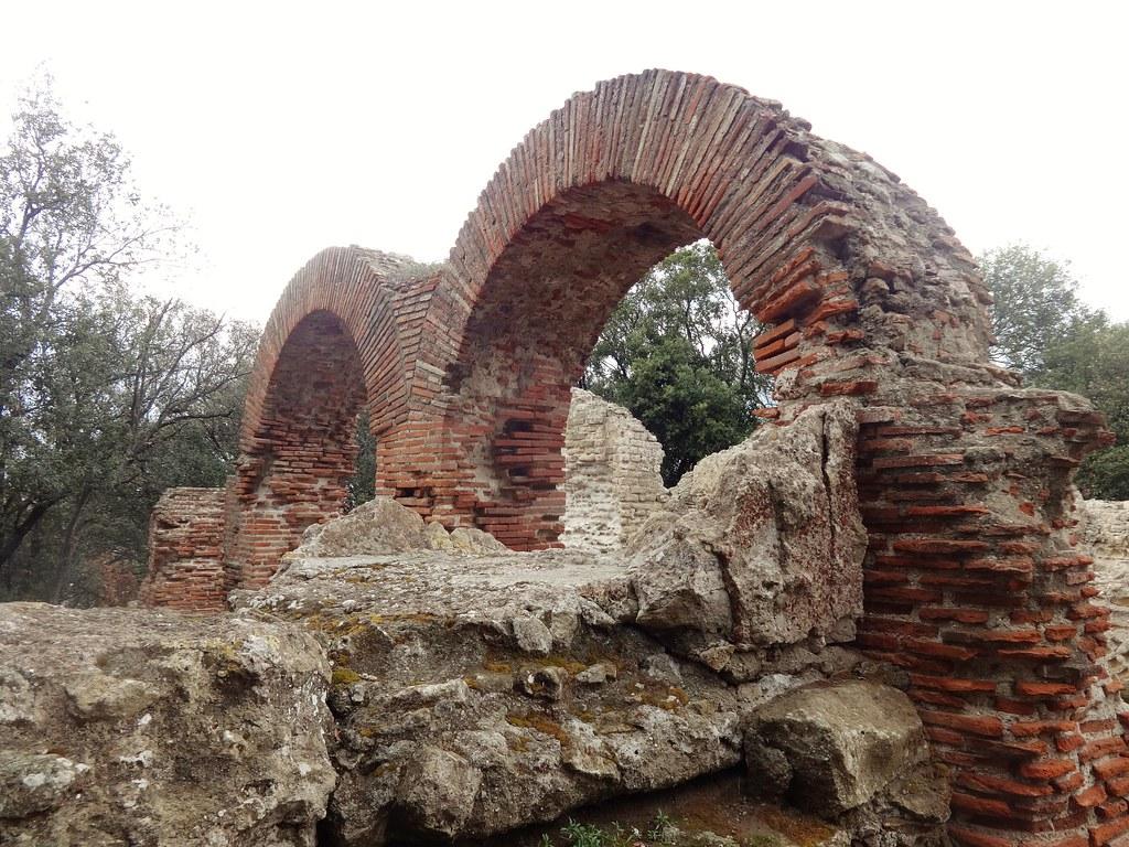 Akropol Cuma Scavi, italy