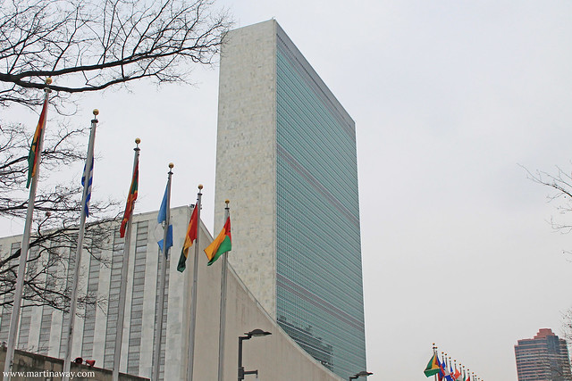 Il Palazzo delle Nazioni Unite