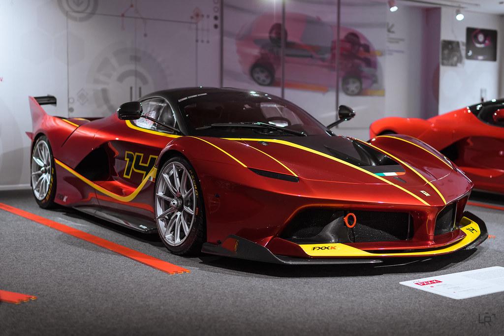 Ferrari FXX-K #14 | The FXX-K is a high performance ...