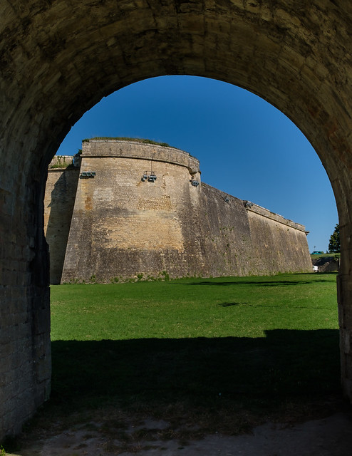 Blaye Fortresse, Inner Wall west