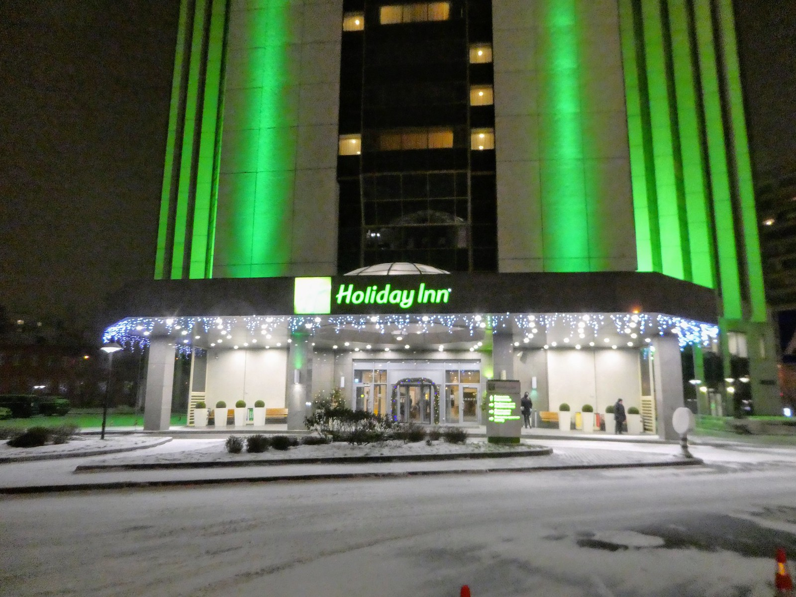 Holiday Inn Sokolniki, Moscow
