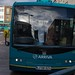 New Bus on Route 8:Stevenage Bus Station