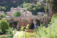 Gorges du Tarn - Photo of Sainte-Enimie