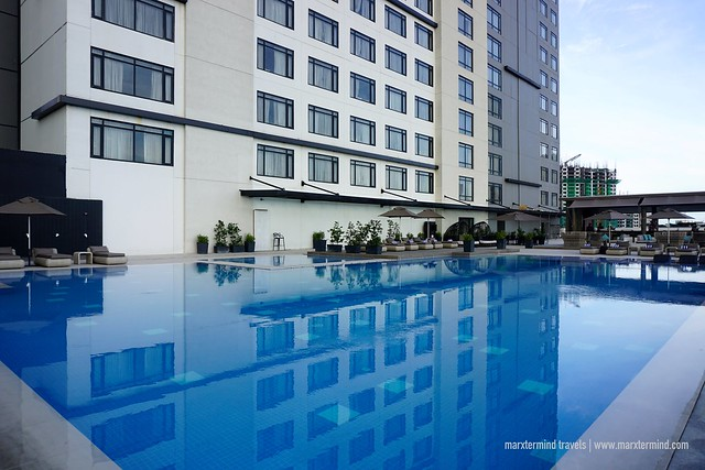 Seda Vertis North Hotel Outdoor Pool
