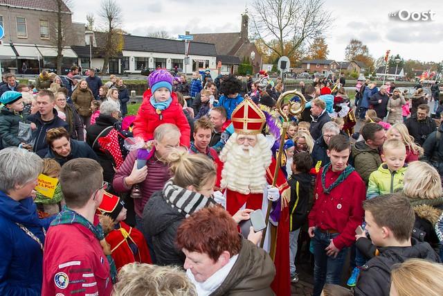 Sinterklaasintocht 2017 - Vriezenveen