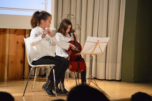 Concurso Villancicos. Escuela de Música