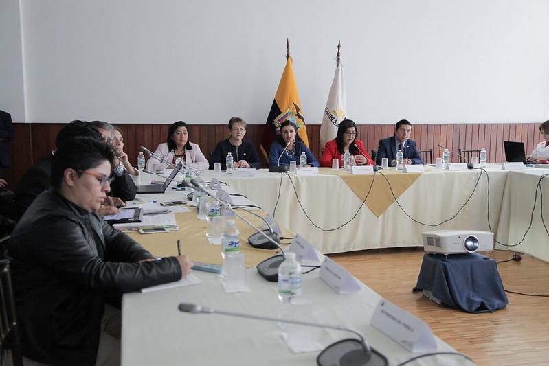 05 de diciembre de 2017 -  Comisión Ocasional AAMPETRA