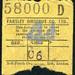ticket - farsley omnibus 4d ultimate