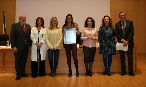 Centro de salud de Doña Mercedes certificación de calidad
