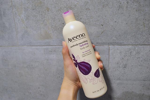 AVEENO x iHerb Day Routine - Hydrating Body Wash 01