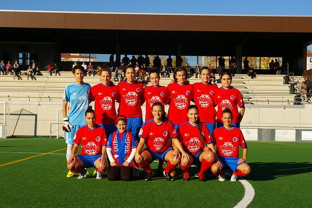 UD. OURENSE FEM. VS VICTORIA FC B