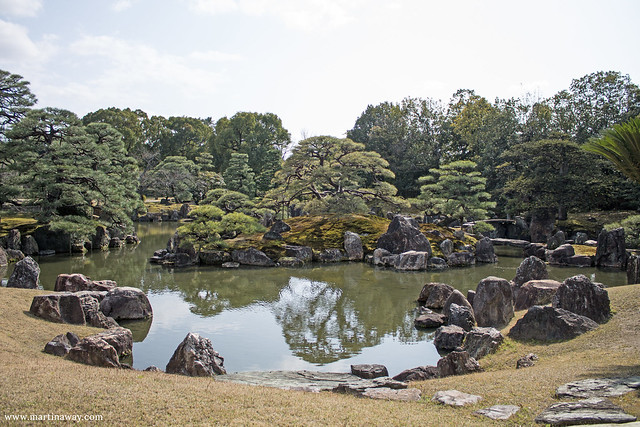 I giardini Ninomaru