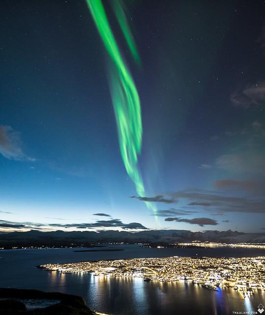 Northern Lights, Tromsø