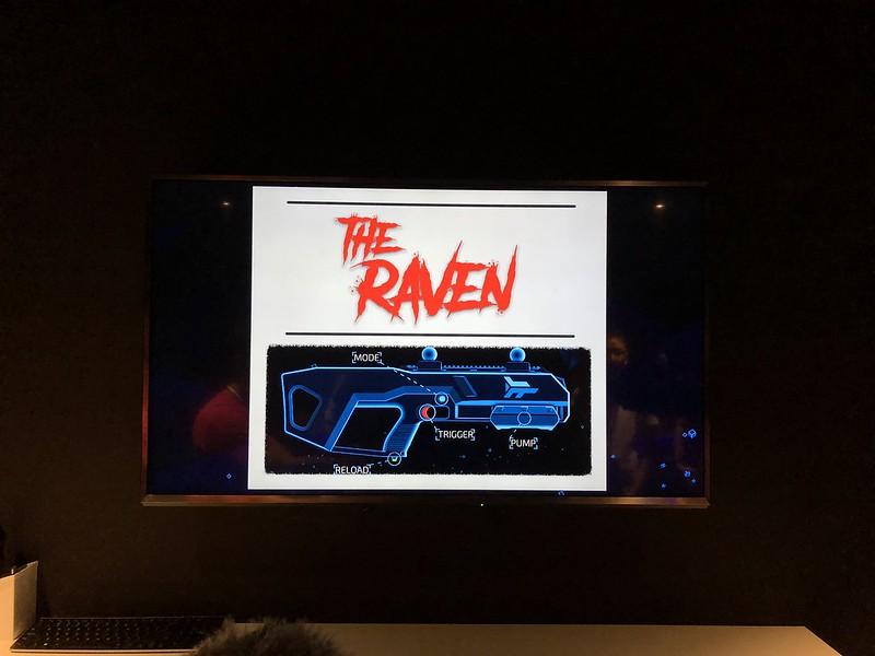 Zero Latency - Raven Rifle