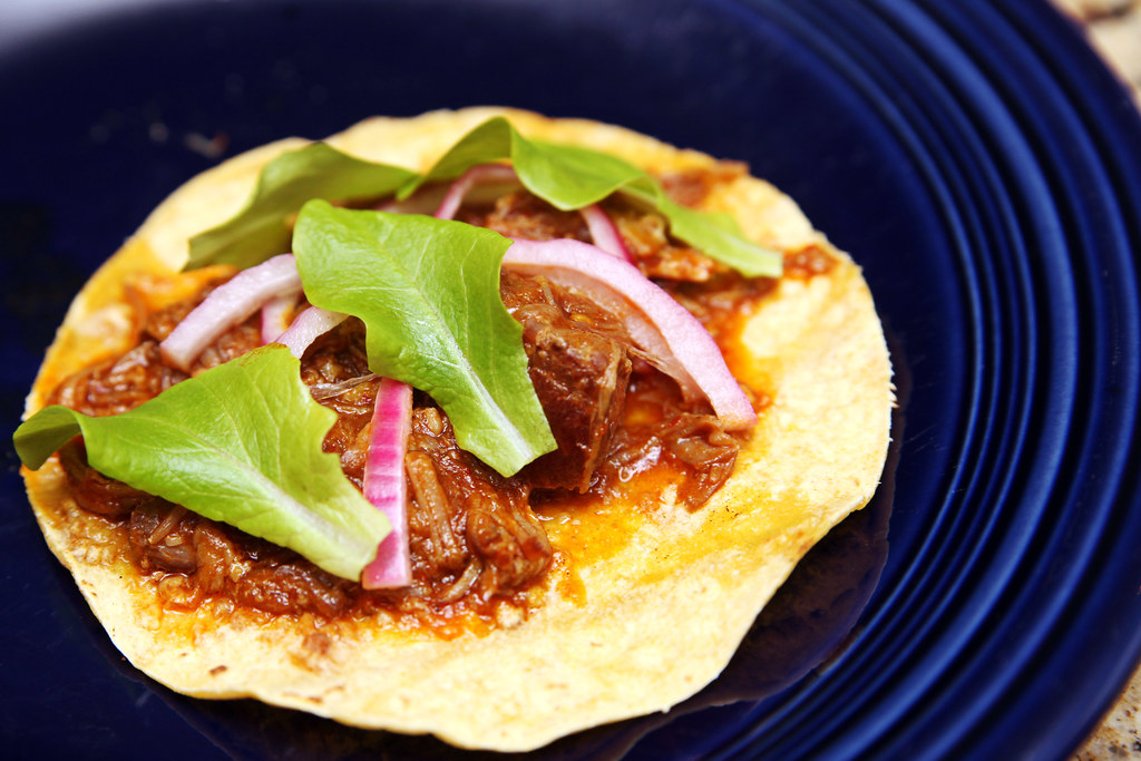 Pulled Pork Adobo