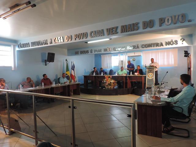 Sessão Solene - Câmara   28/11/2017