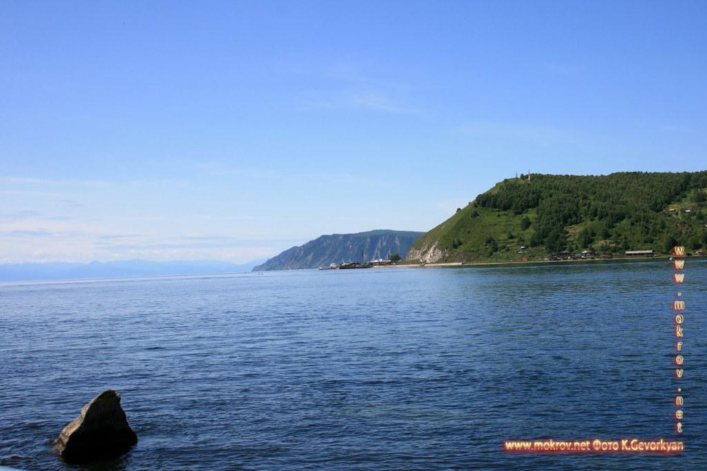 Озеро Байкал фотографии