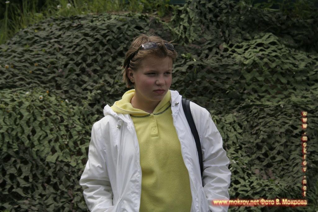 Мария Шехватова.