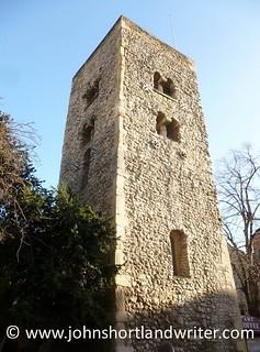 The Saxon Tower, Oxford