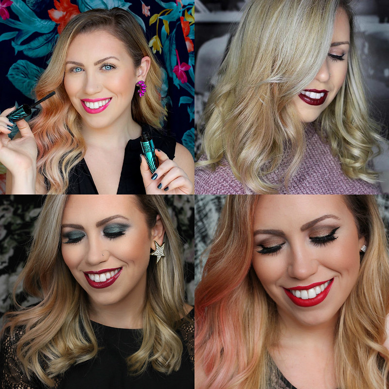 Fall Beauty Hair Makeup Inspiration Living After Midnite Jackie Giardina Blogger