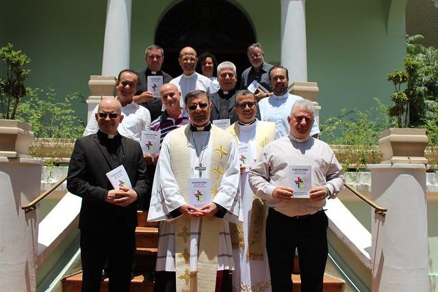 Promulgação do Plano Diocesano de Pastoral