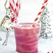 Candy Cane Lane Smoothie 1