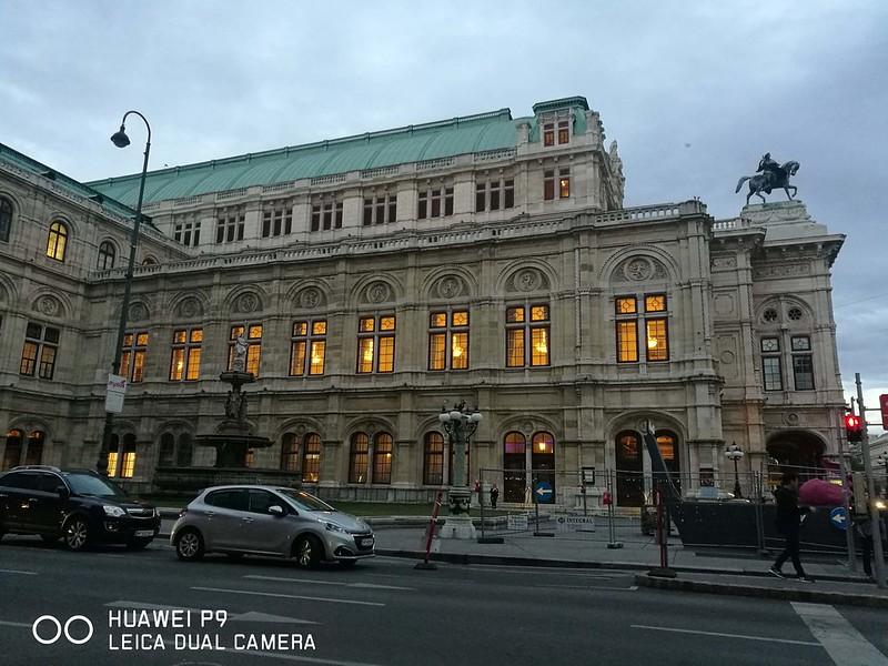 2017 Europe Vienna Opera House 02