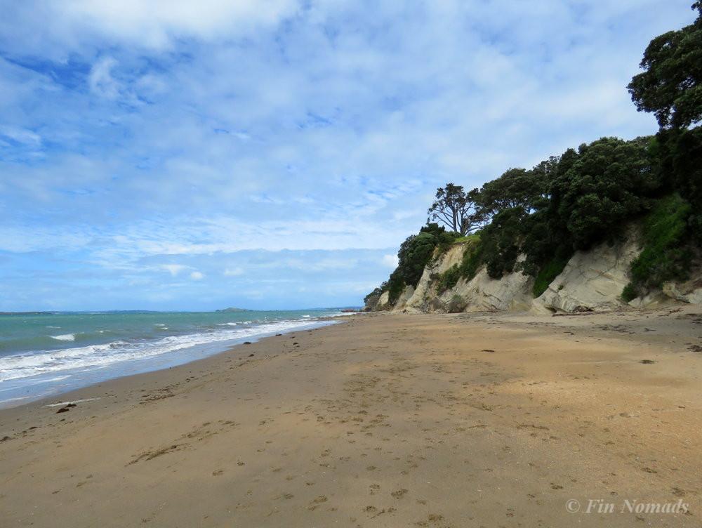 Devonport Auckland beach