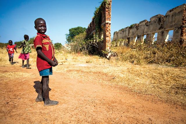 Bridging the divide - South Sudan