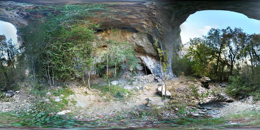 La Cova de l'Argany - 360°