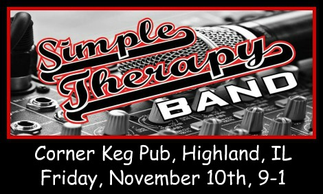 Simple Therapy Band 11-10-17