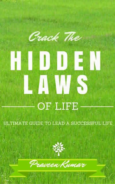 Crack Hidden Laws of Life