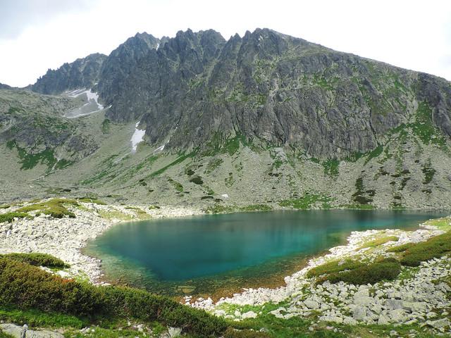 Batizovské pleso, High Tatras, Slovakia