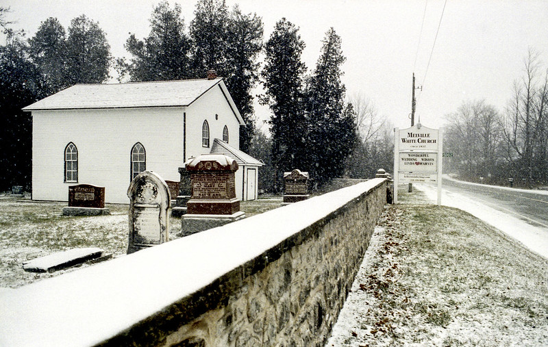 White Church in Winter II