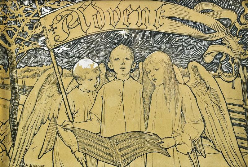 Albert Edelfelt - Advent