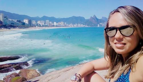 Selfie in Rio